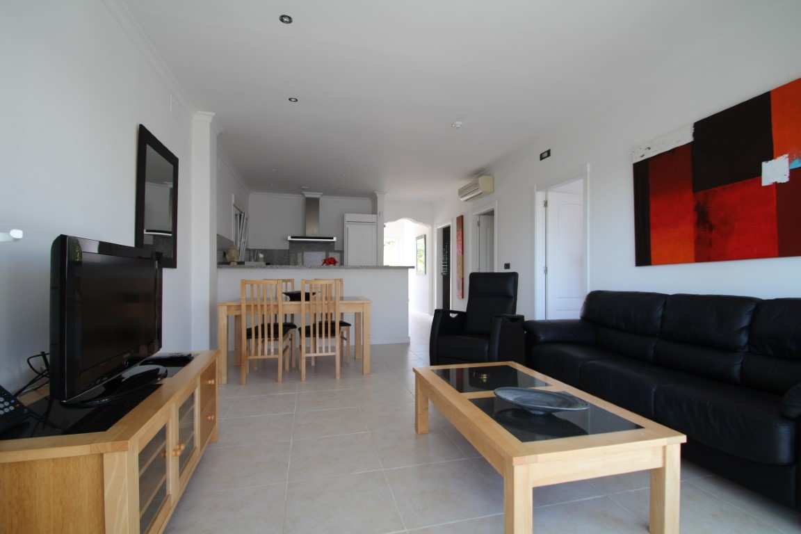 1 Bedroom Apartment in Benissa