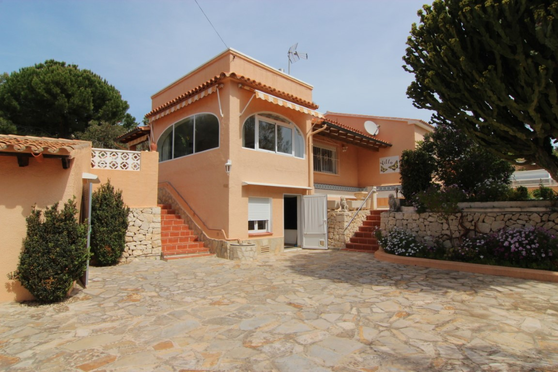 2 Bedroom Villa in Moraira