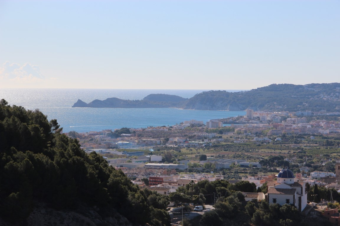 Plot in Javea Nova Xabia