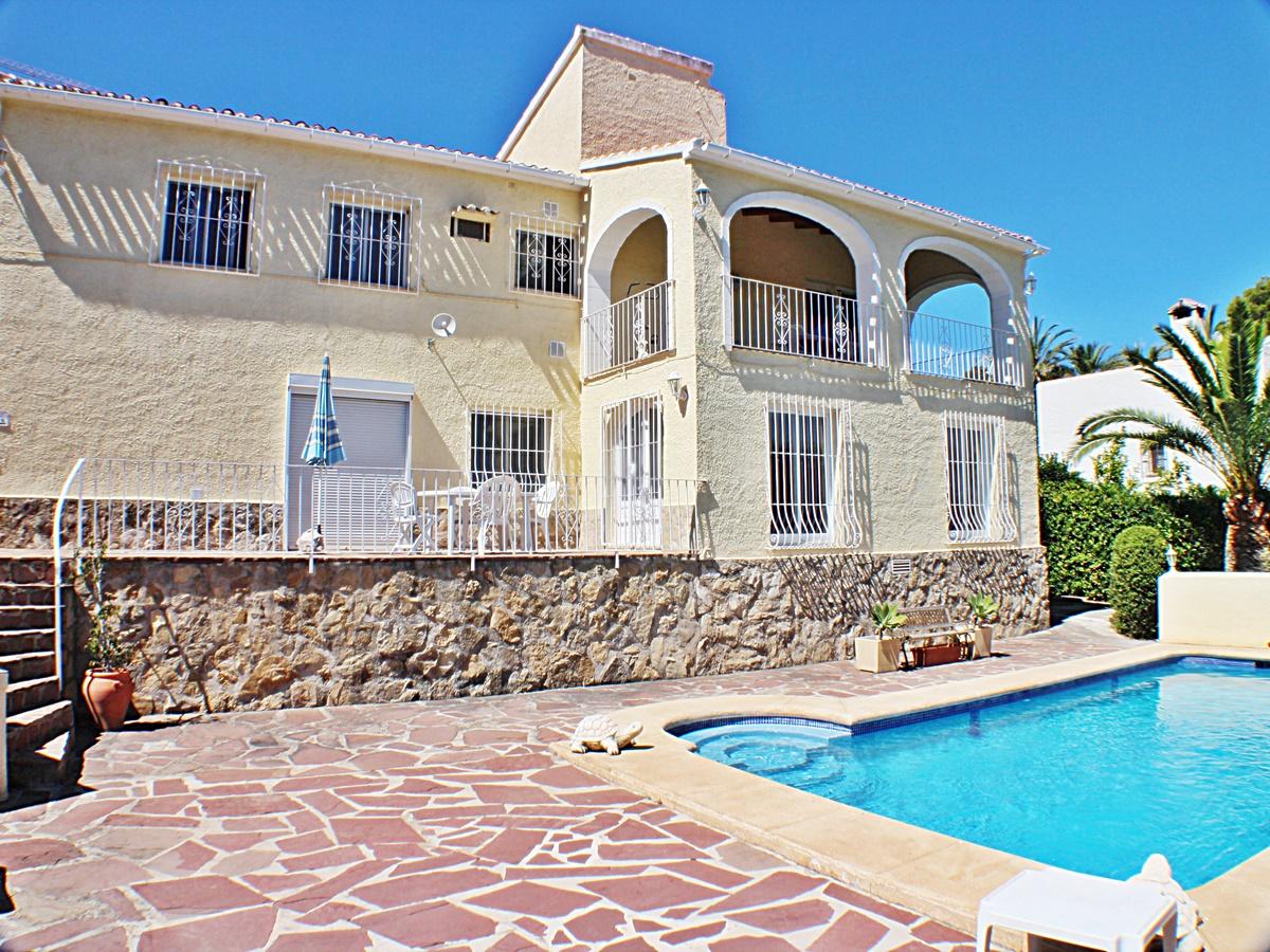 Villa in Javea Tosalet