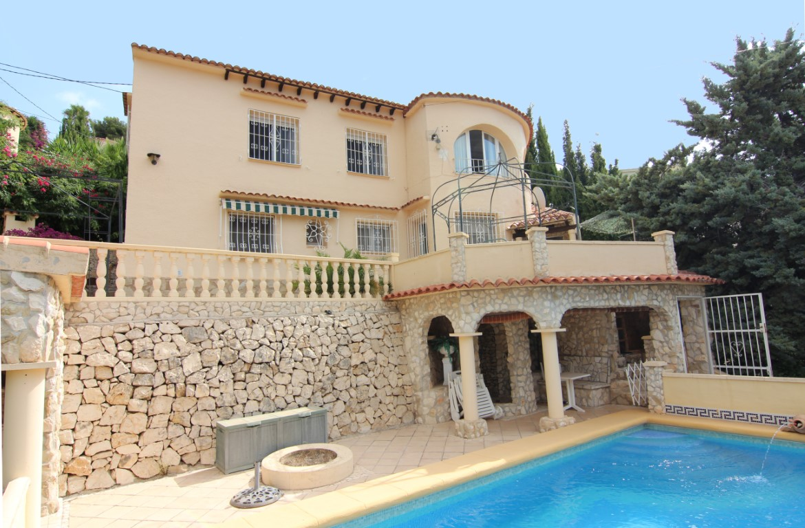 4 Bedroom Villa in Benissa