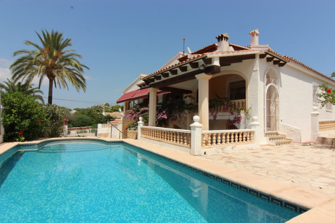 7 Bedroom Villa in Moraira