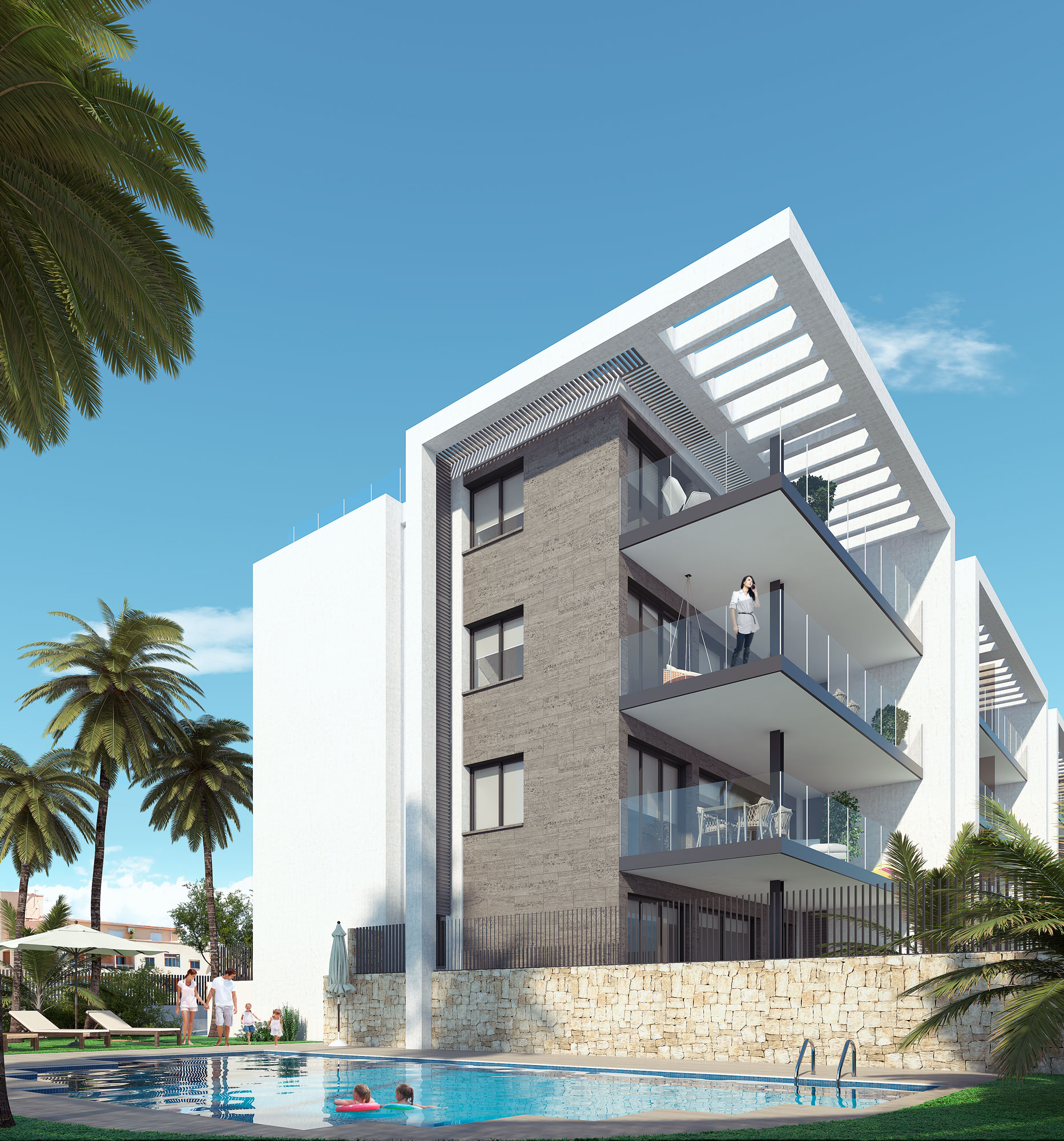 Apartment in Javea Arenal