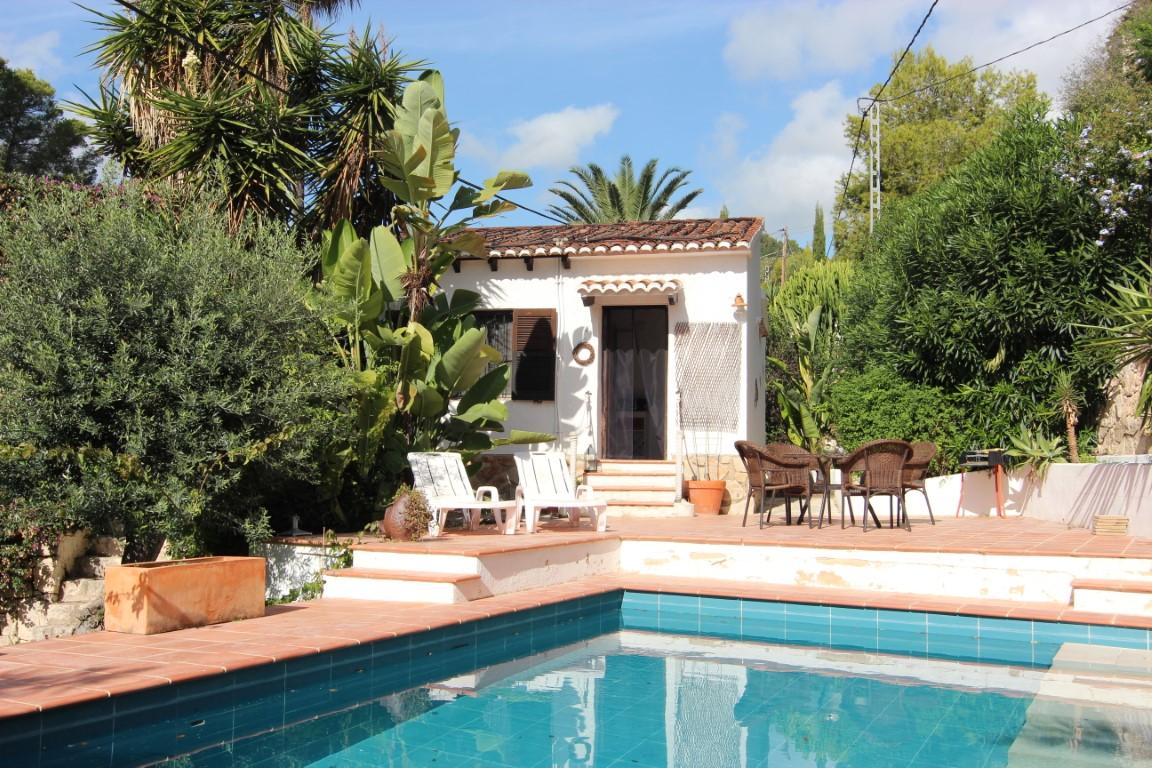 2 Bedroom Villa in Benissa
