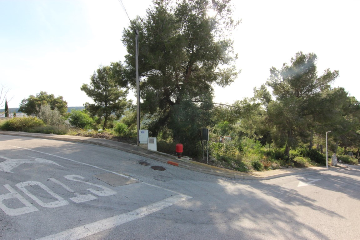 Plot in Javea Rafalet
