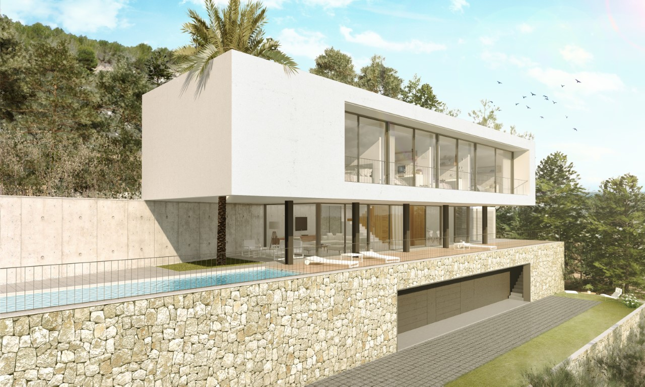 New Build in Calpe Gran Sol