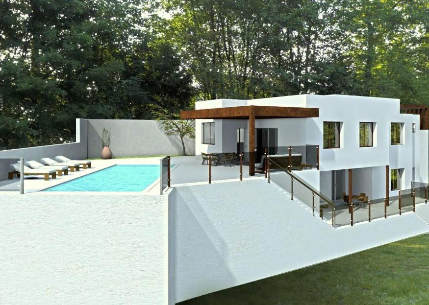 New Build in Benissa Fanadix