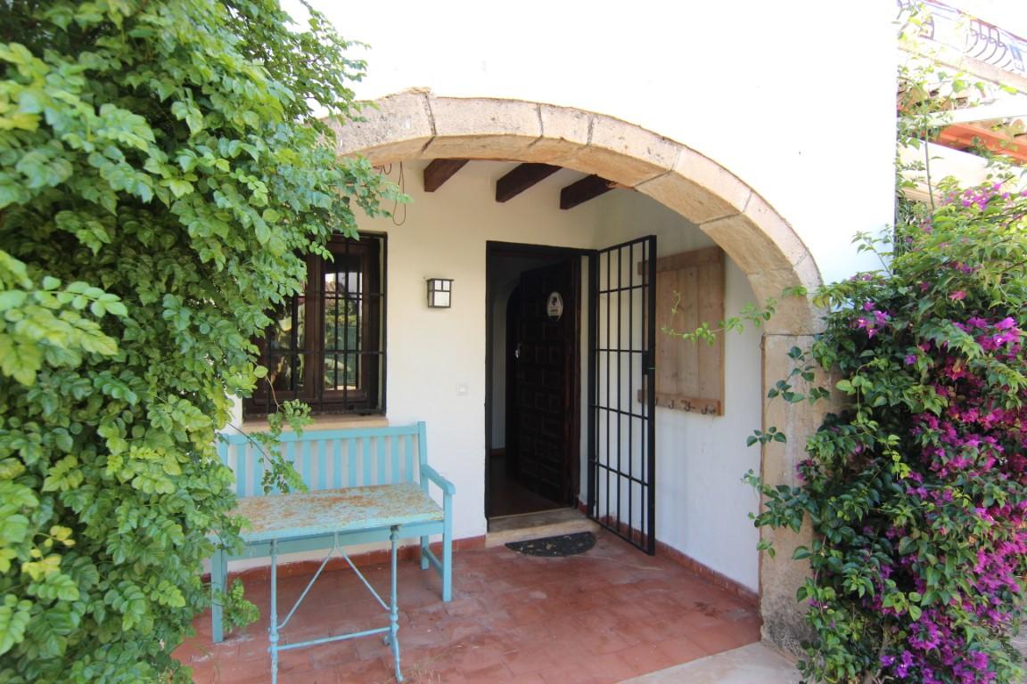 3 Bedroom Townhouse in Javea