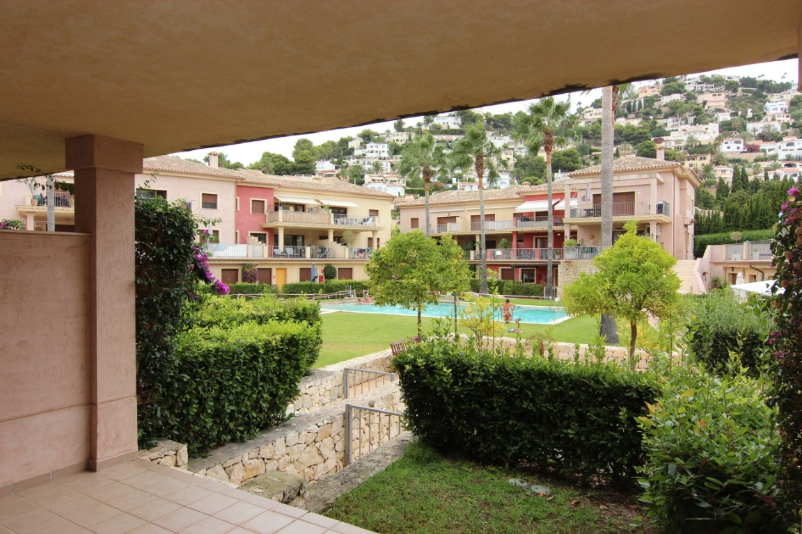 2 Bedroom Apartment in Benissa