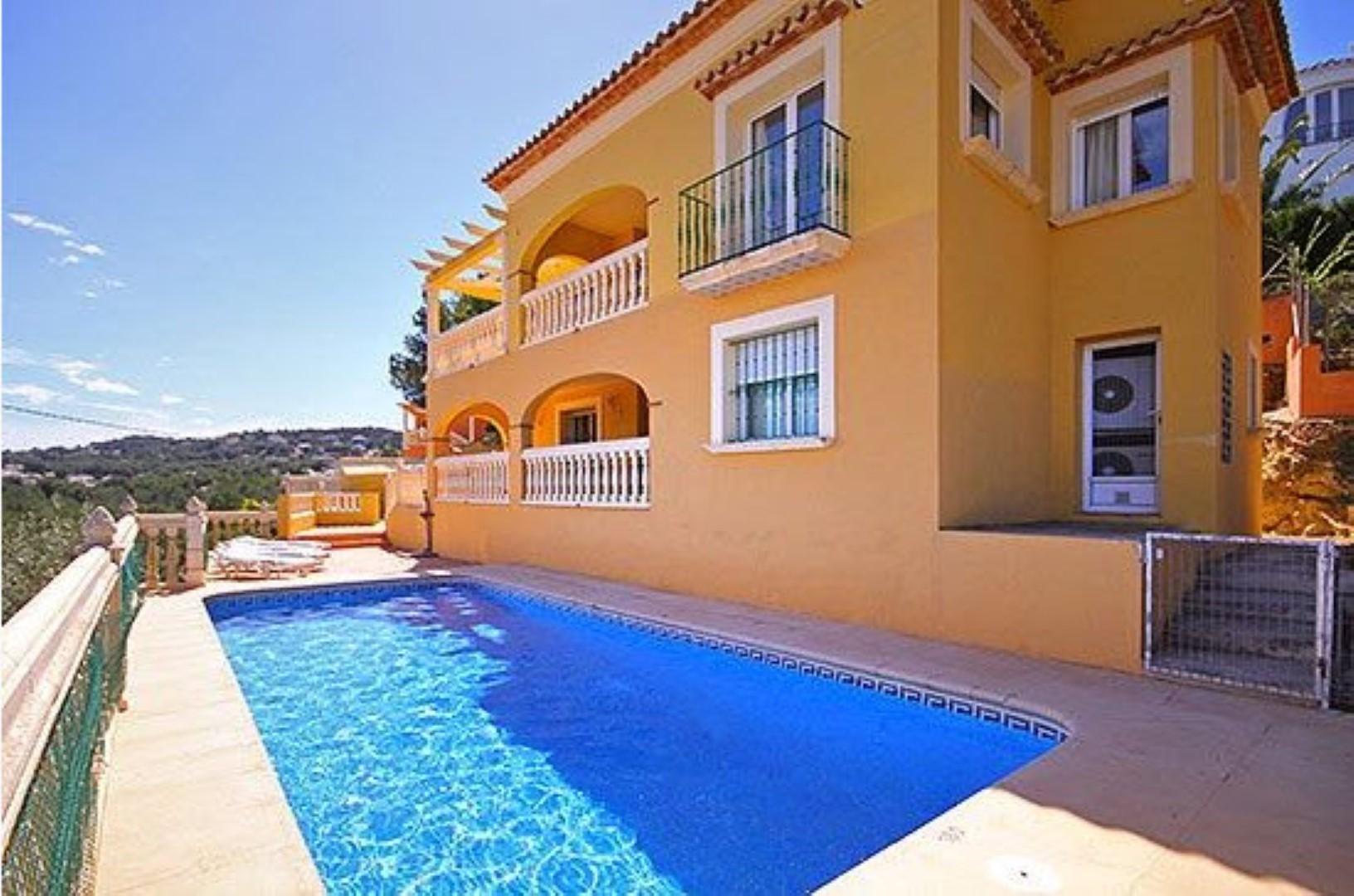 26 Bedroom Villa in Javea