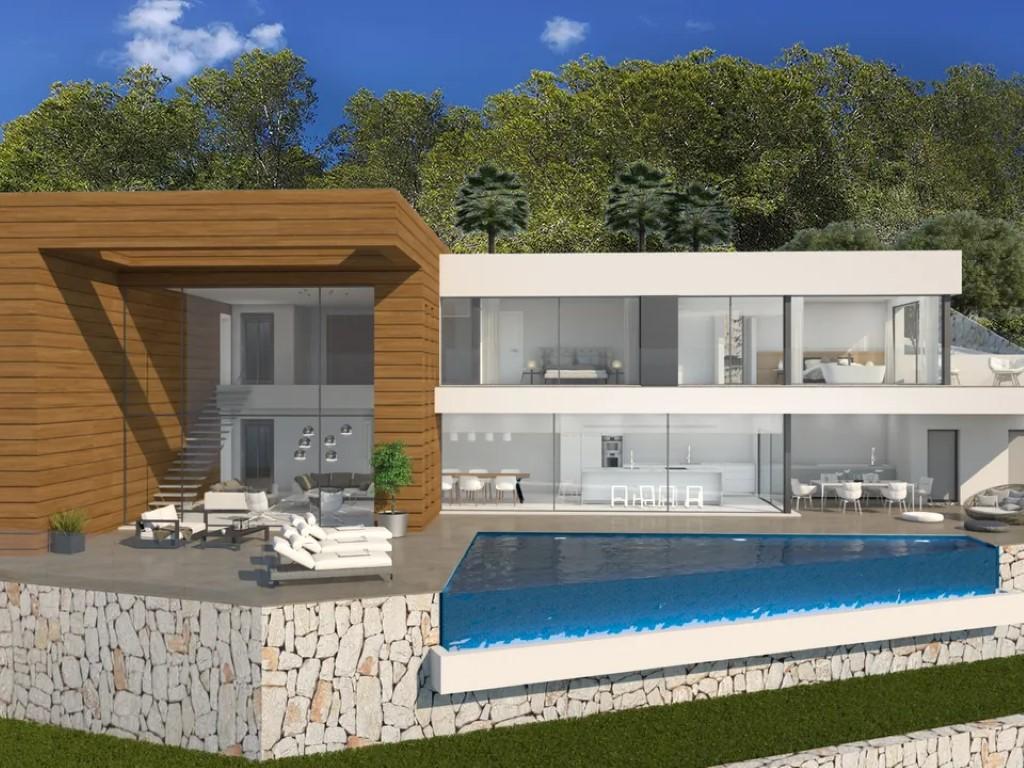 Villa in Moraira La Arnella