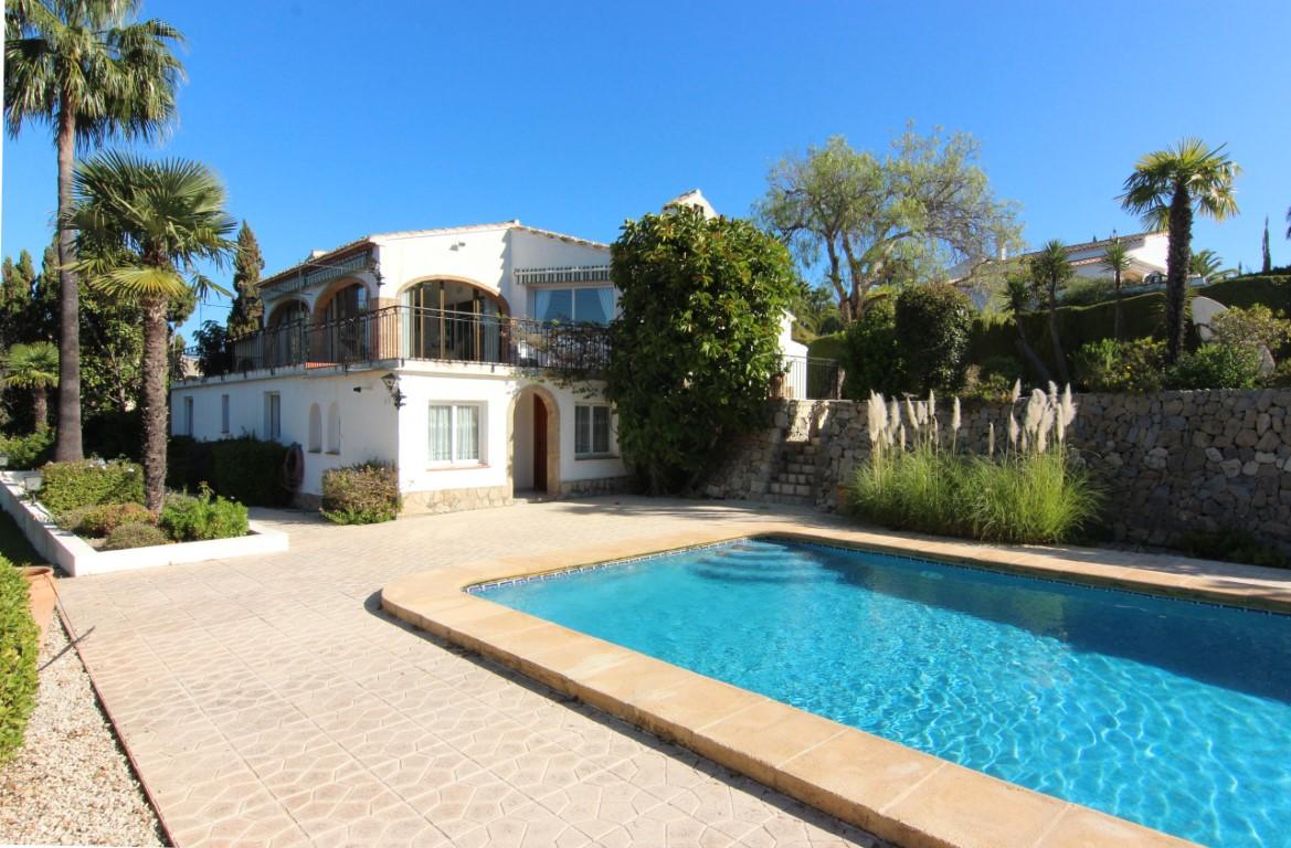 Villa in Javea Los Cerezos