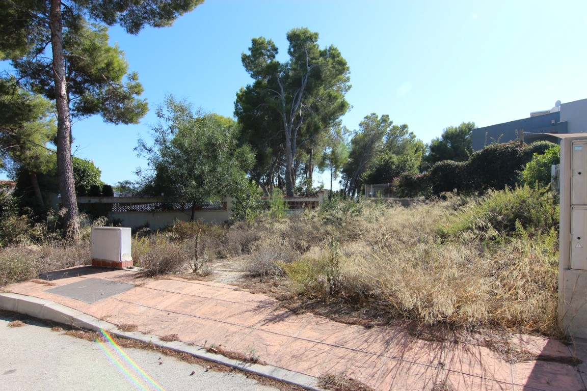Plot in Benissa La Fustera
