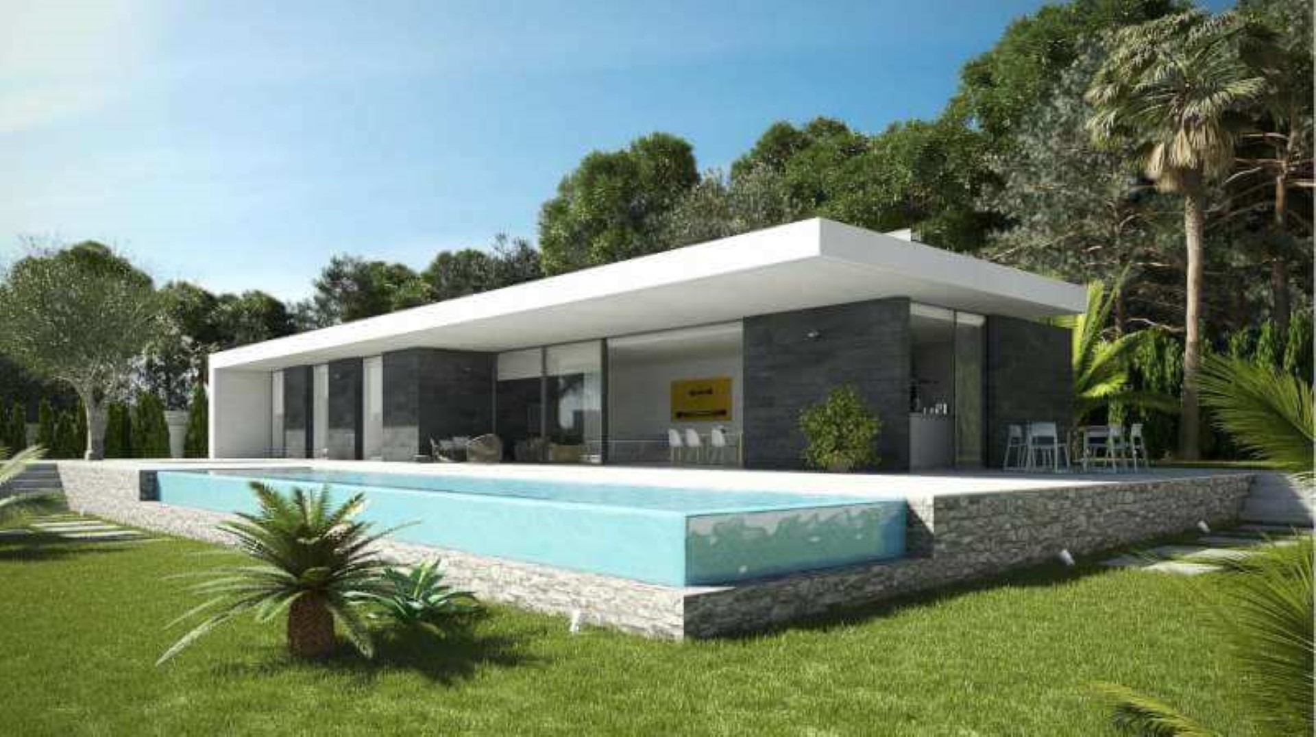 3 Bedroom Villa in Pedreguer