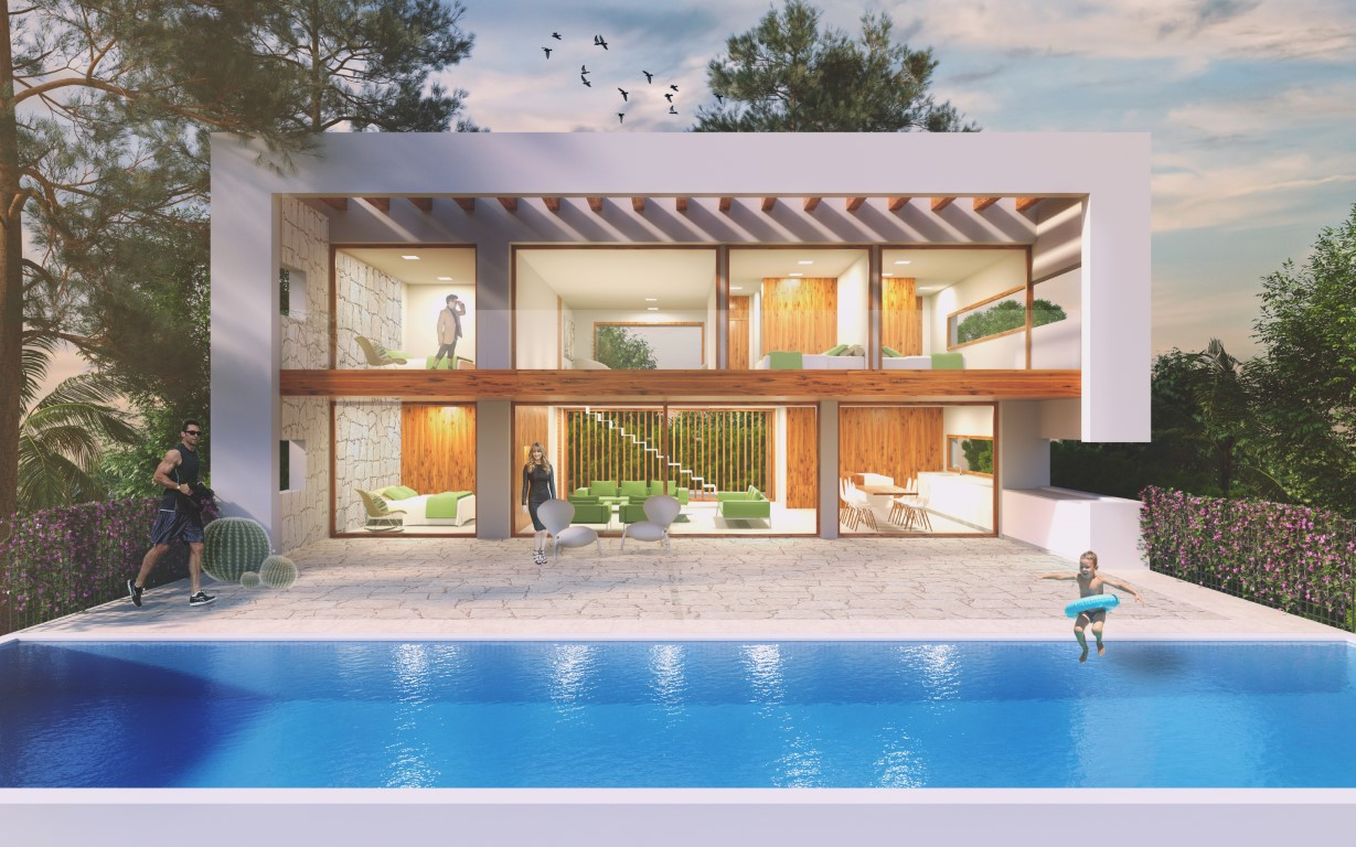 New Build in Moraira San Jaime