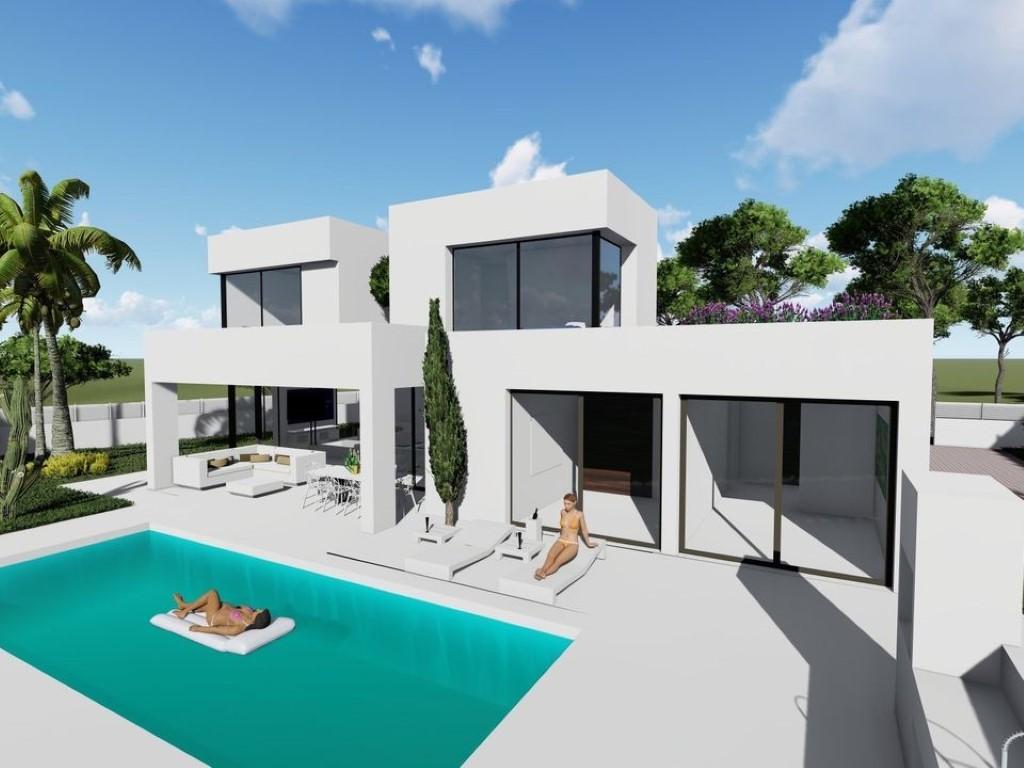 Villa in Calpe Carrio