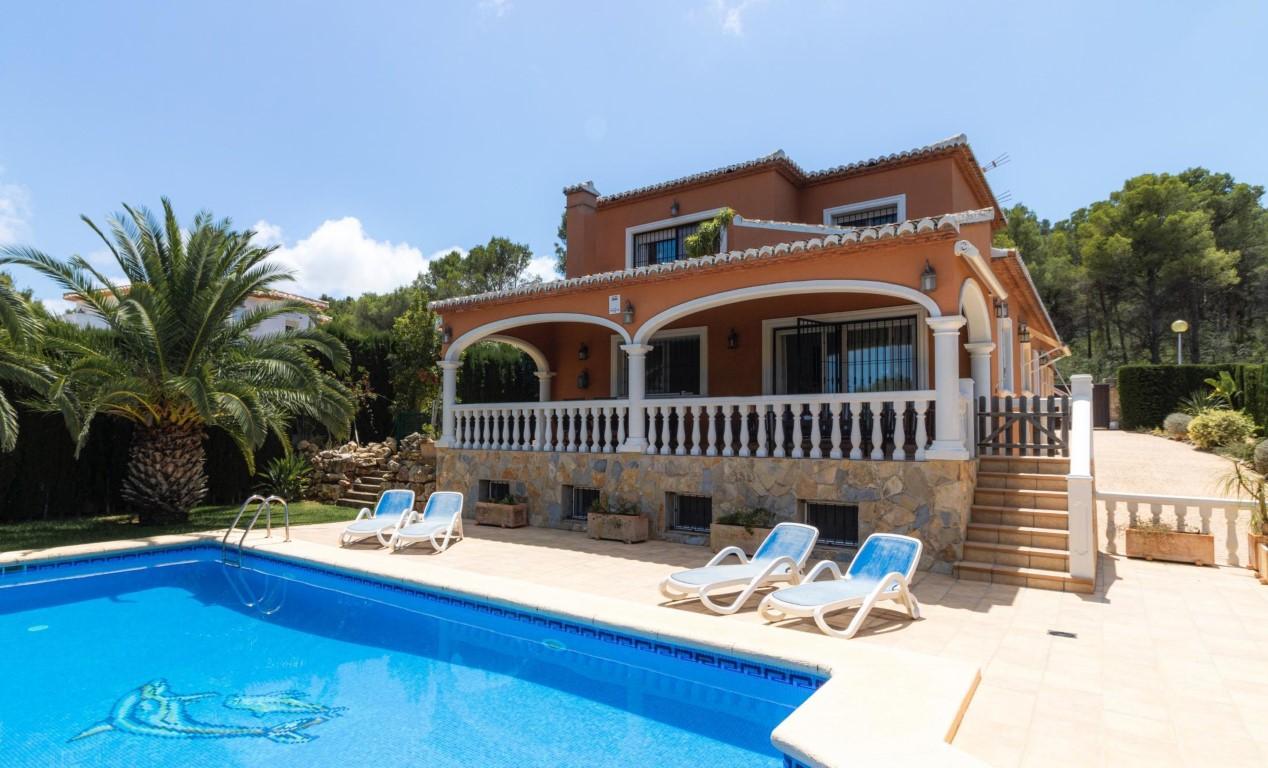 Villa in Javea Rebaldi