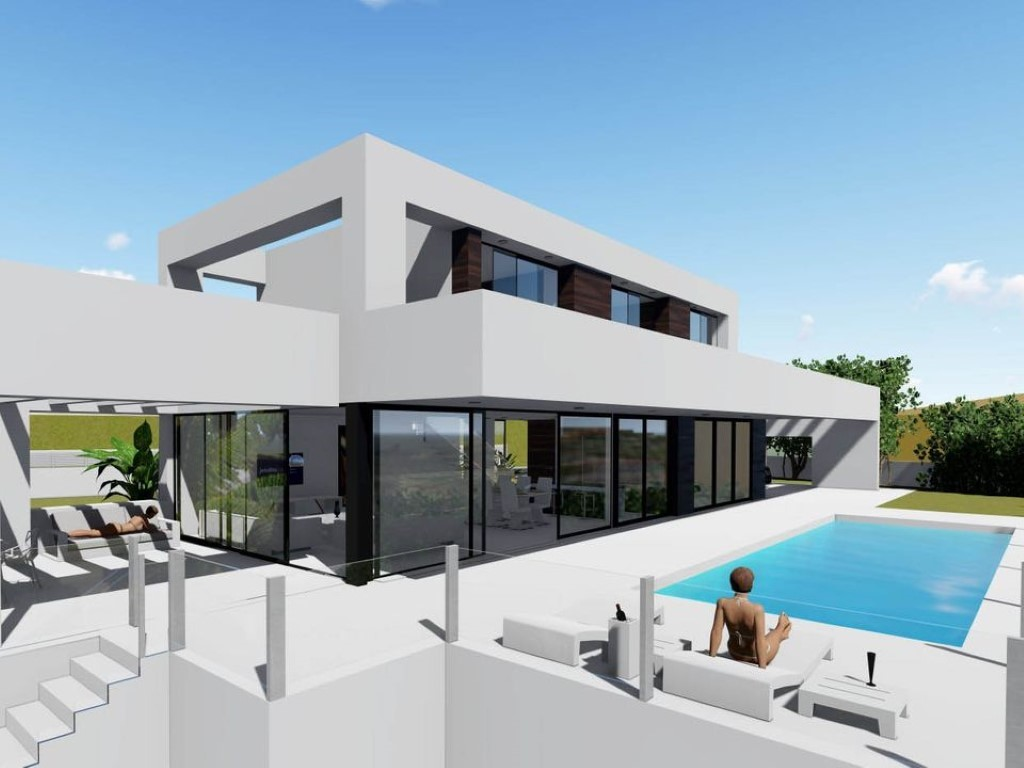 Villa in Calpe Canuto