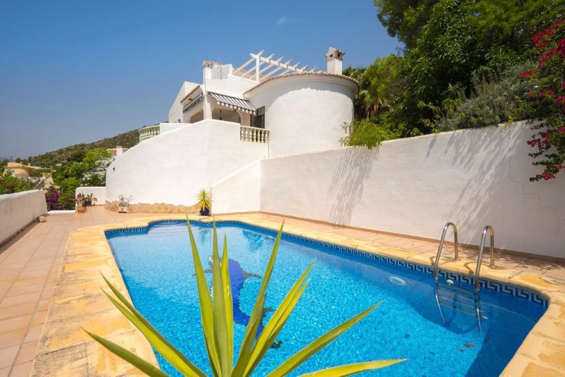 Villa in Jalon Valle del Paraíso