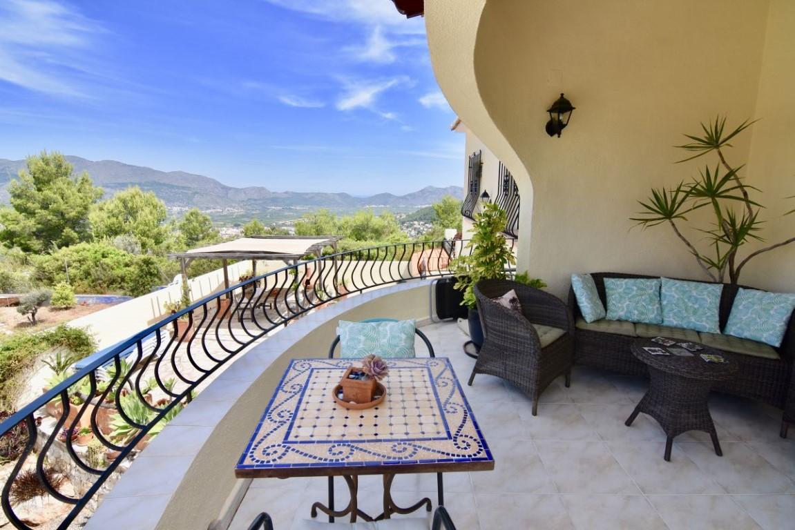 Villa in Murla Puerta del valle