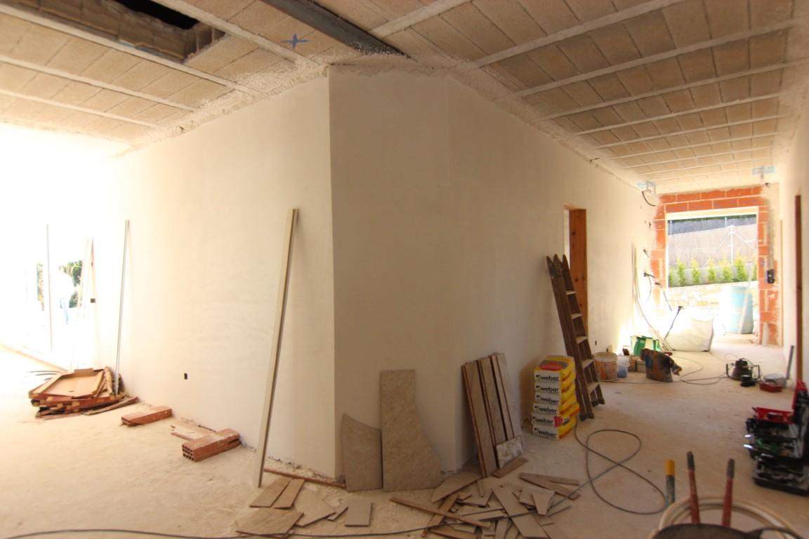 New Build in Javea La Lluca