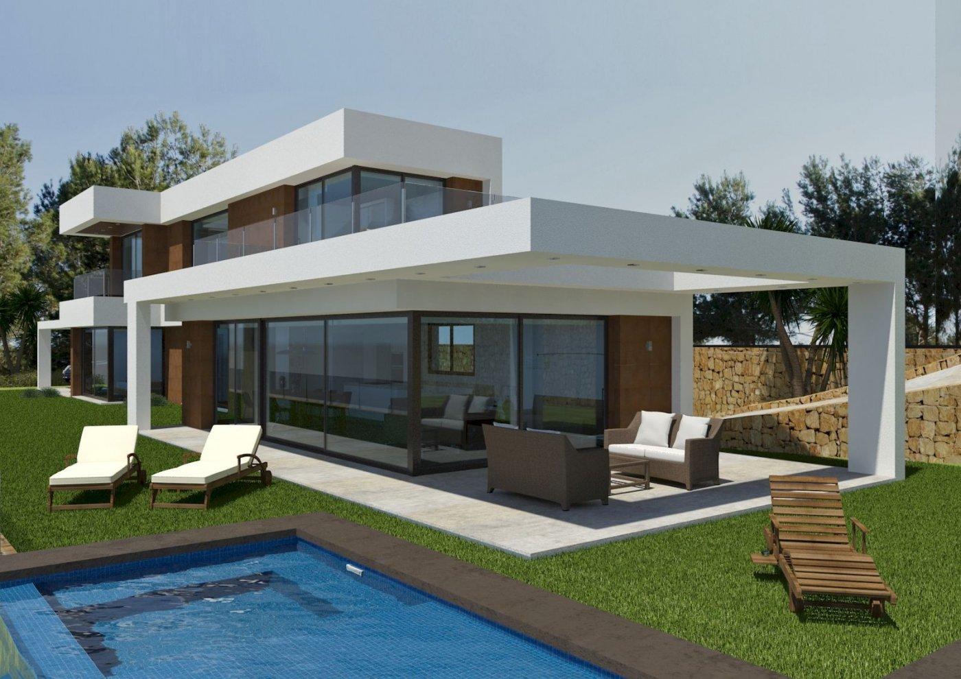 New Build in Javea Valle del Sol