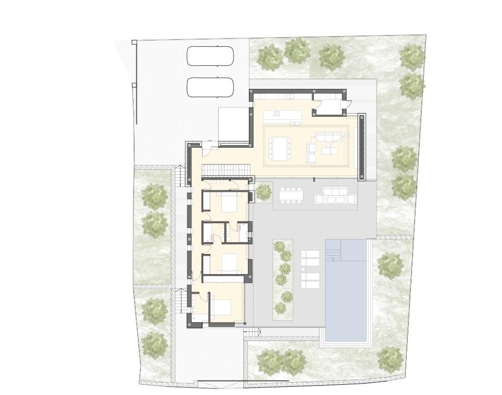 New Build in Moraira Moravit
