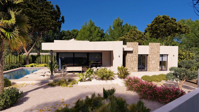3 Bedroom Villa in Benissa