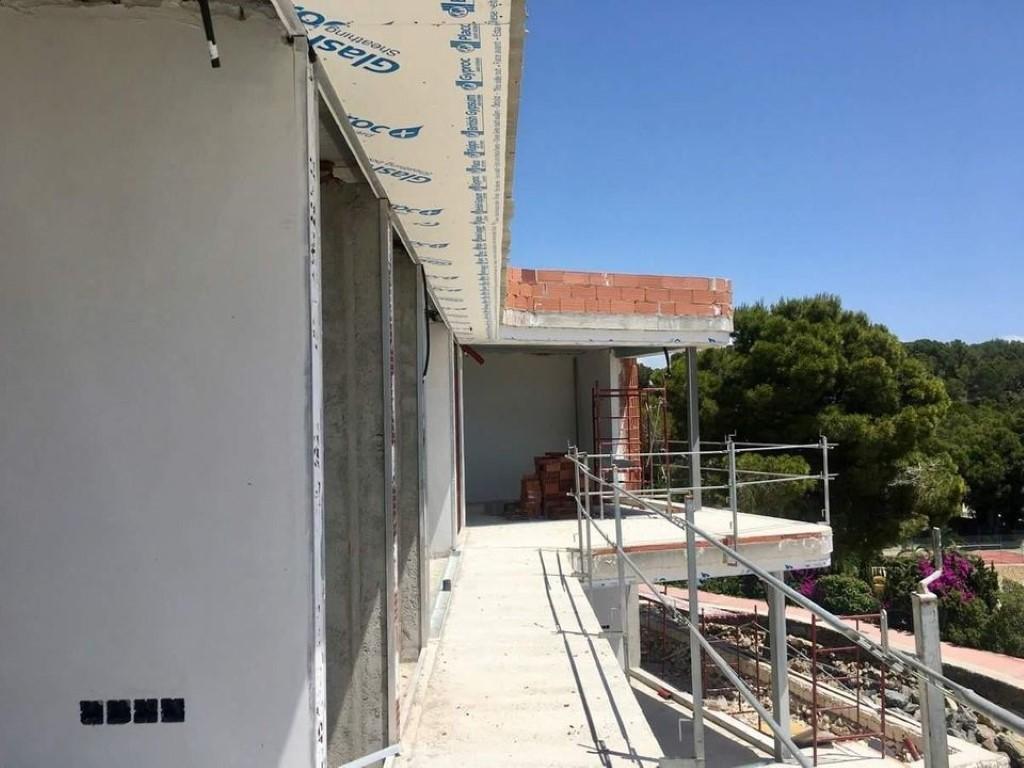 Villa in Benissa La Fustera