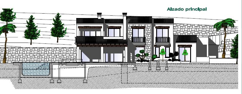 New Build in Javea Piver