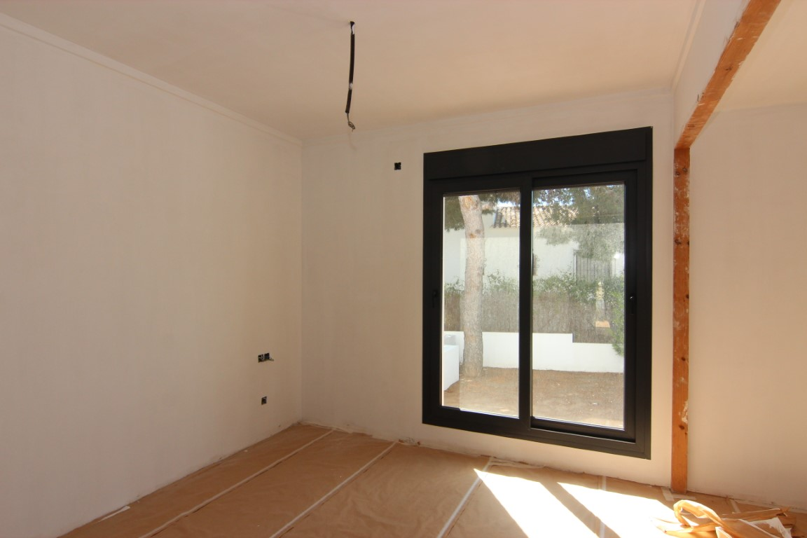 New Build in Javea Balcon al Mar