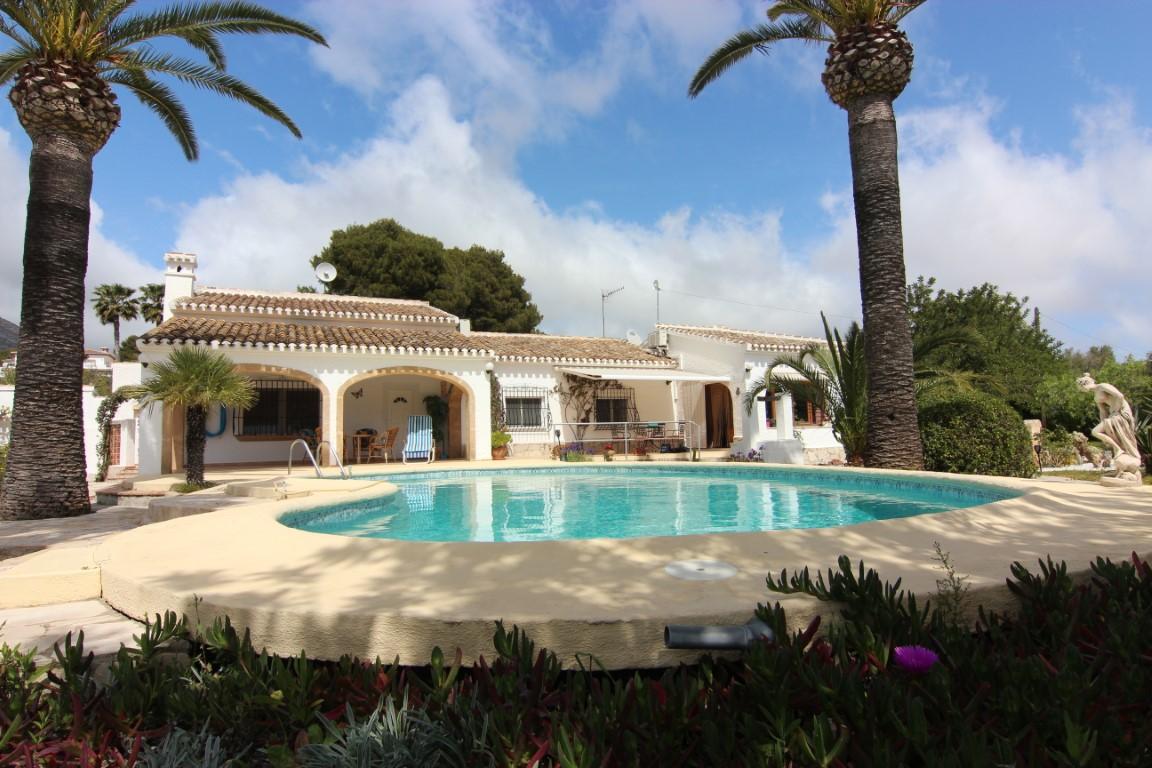 Villa in Javea Valls