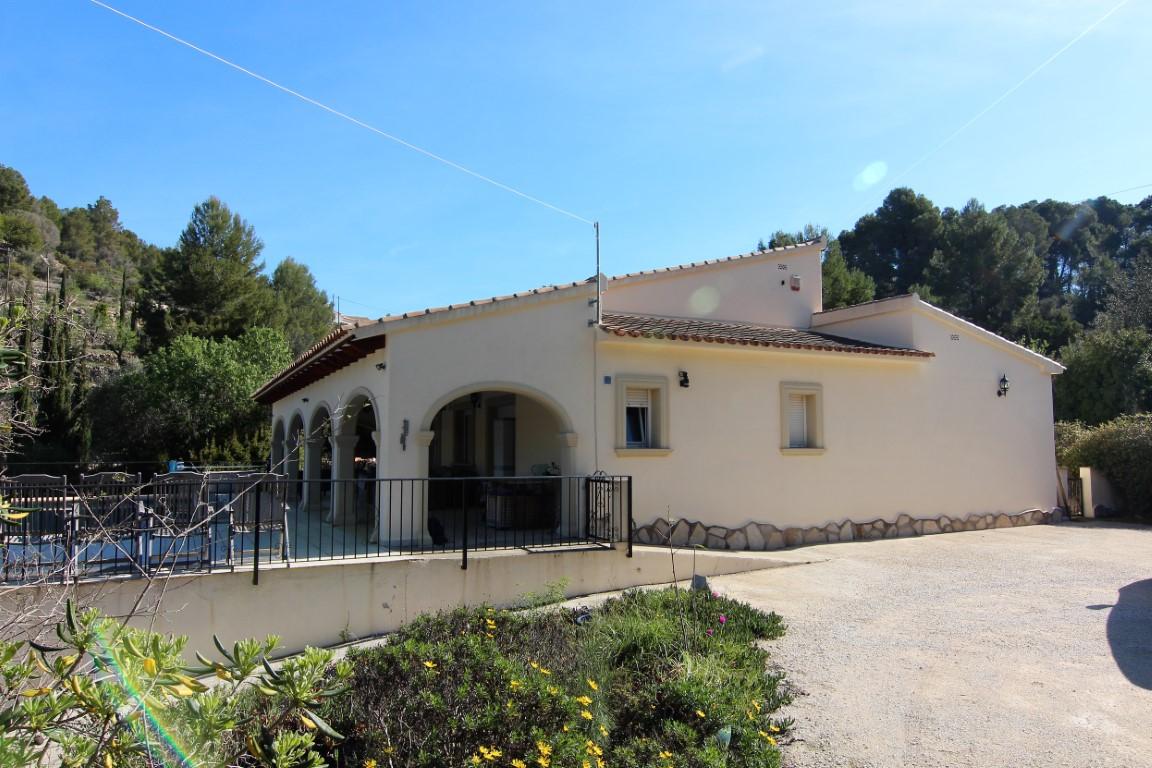 Villa in Lliber Lliber