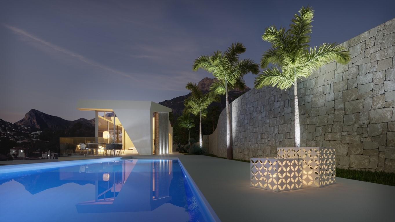 Villa in Calpe Mayorazgo