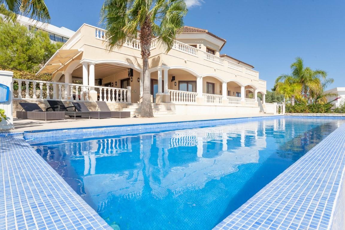Villa in Calpe Ragol de Galeno