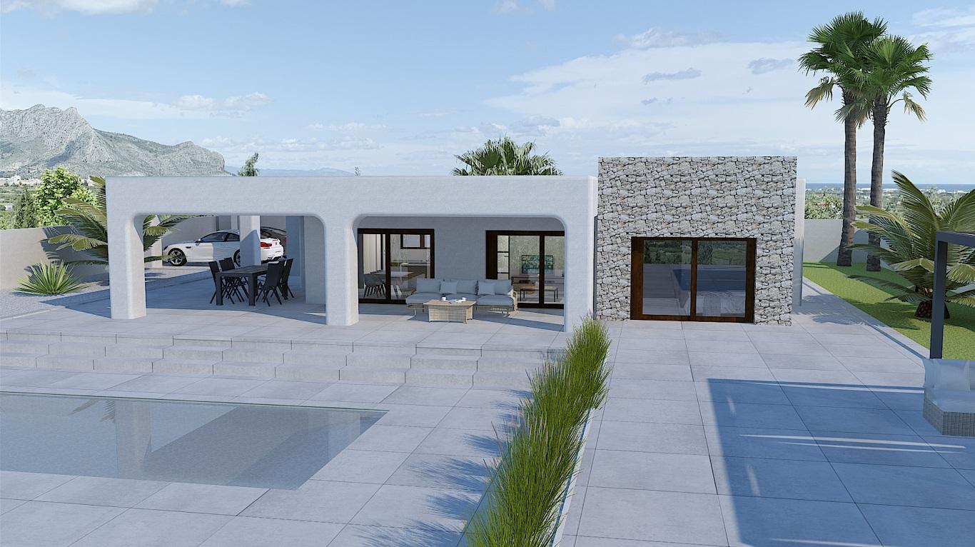Villa in Pedreguer Cometa