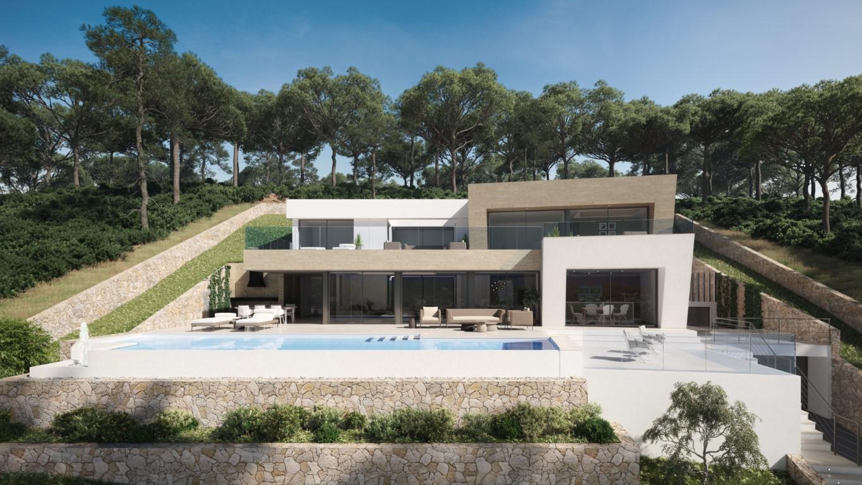 Villa in Javea Trencall