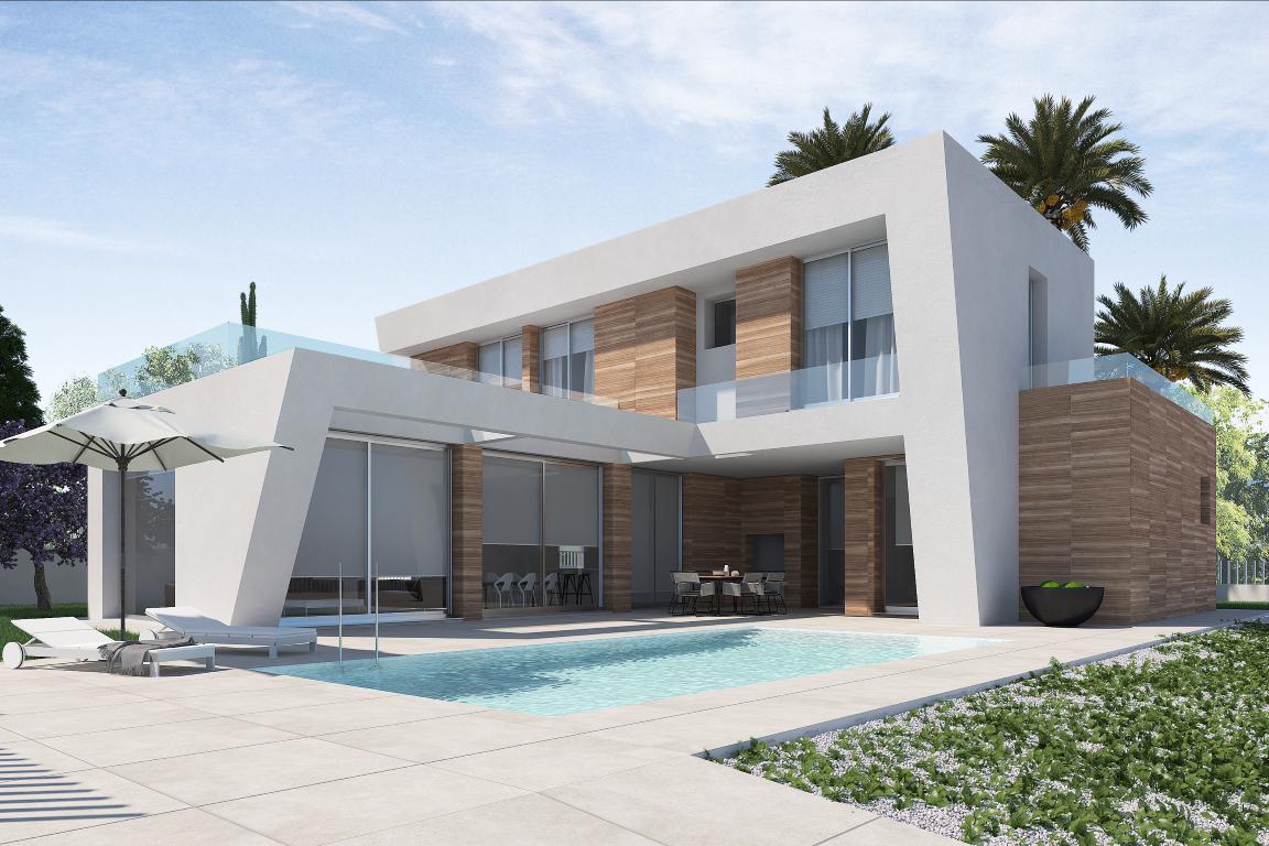 4 Bedroom Villa in Calpe
