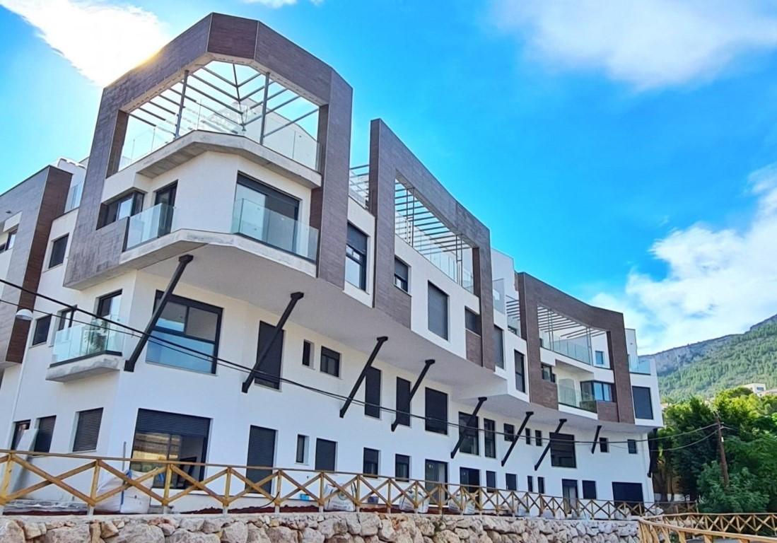 2 Bedroom Apartment in Denia
