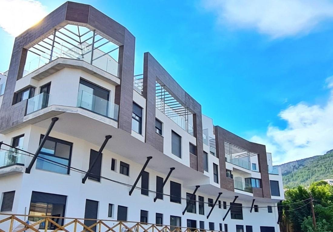 3 Bedroom Apartment in Denia