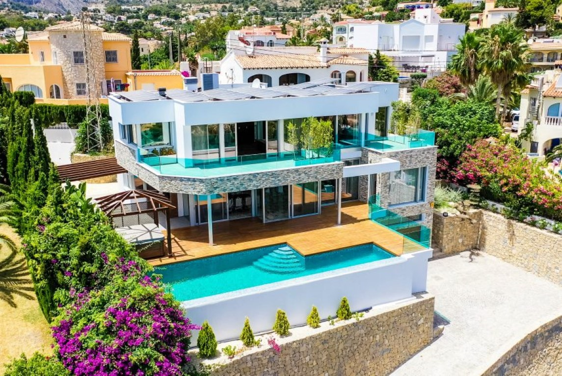 2 Bedroom Villa in Calpe